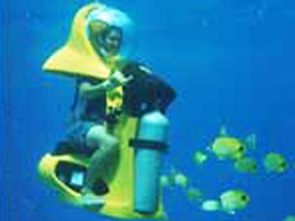 hawaii under ocean